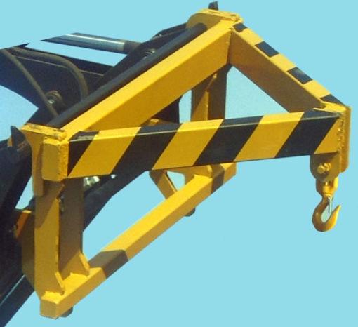 Крюк КПГ-Е 1200 для подъема грузов