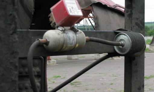 Прибор учета дизельного топлива IVA-MM